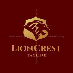 Lion Crest Logo