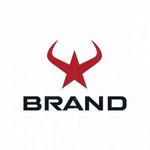 Lone Star Bull Logo