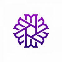M Monogram Logo