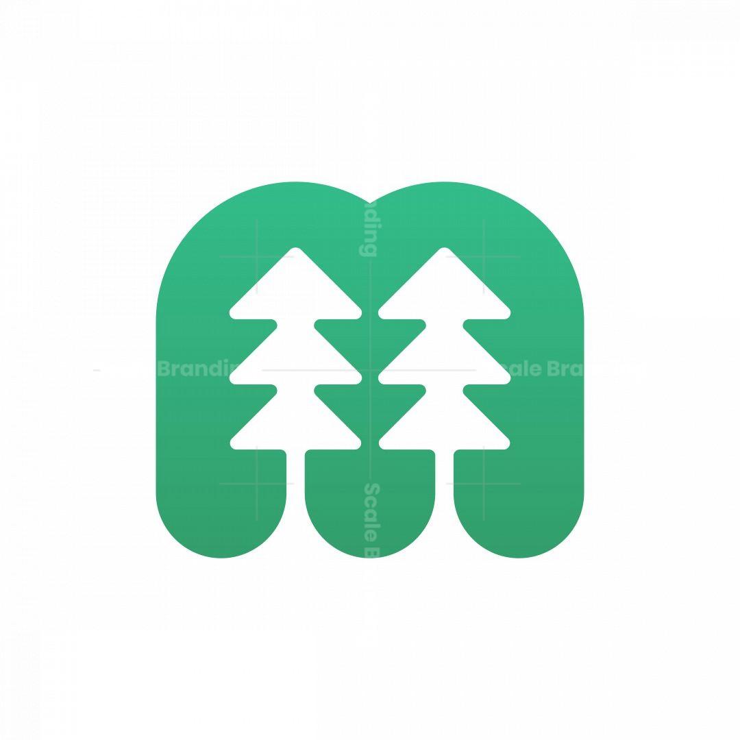 M Pine Mark Logo