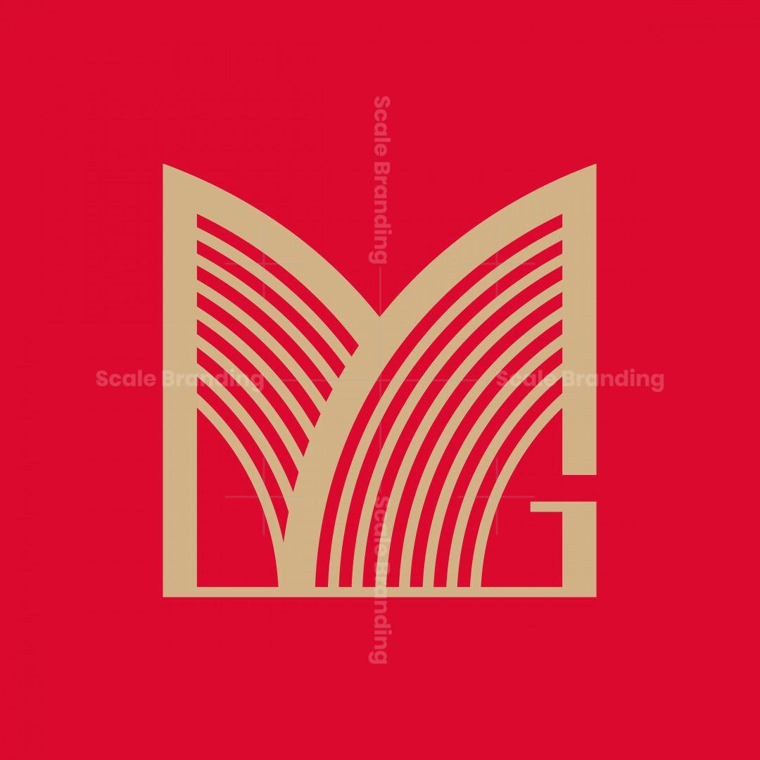 Mg Capital Monogram Logo