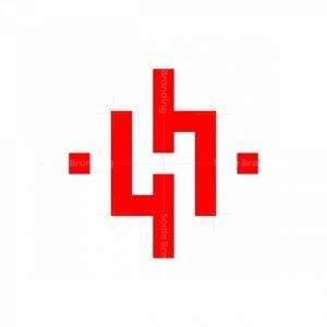 Minimalist Letter H Logo
