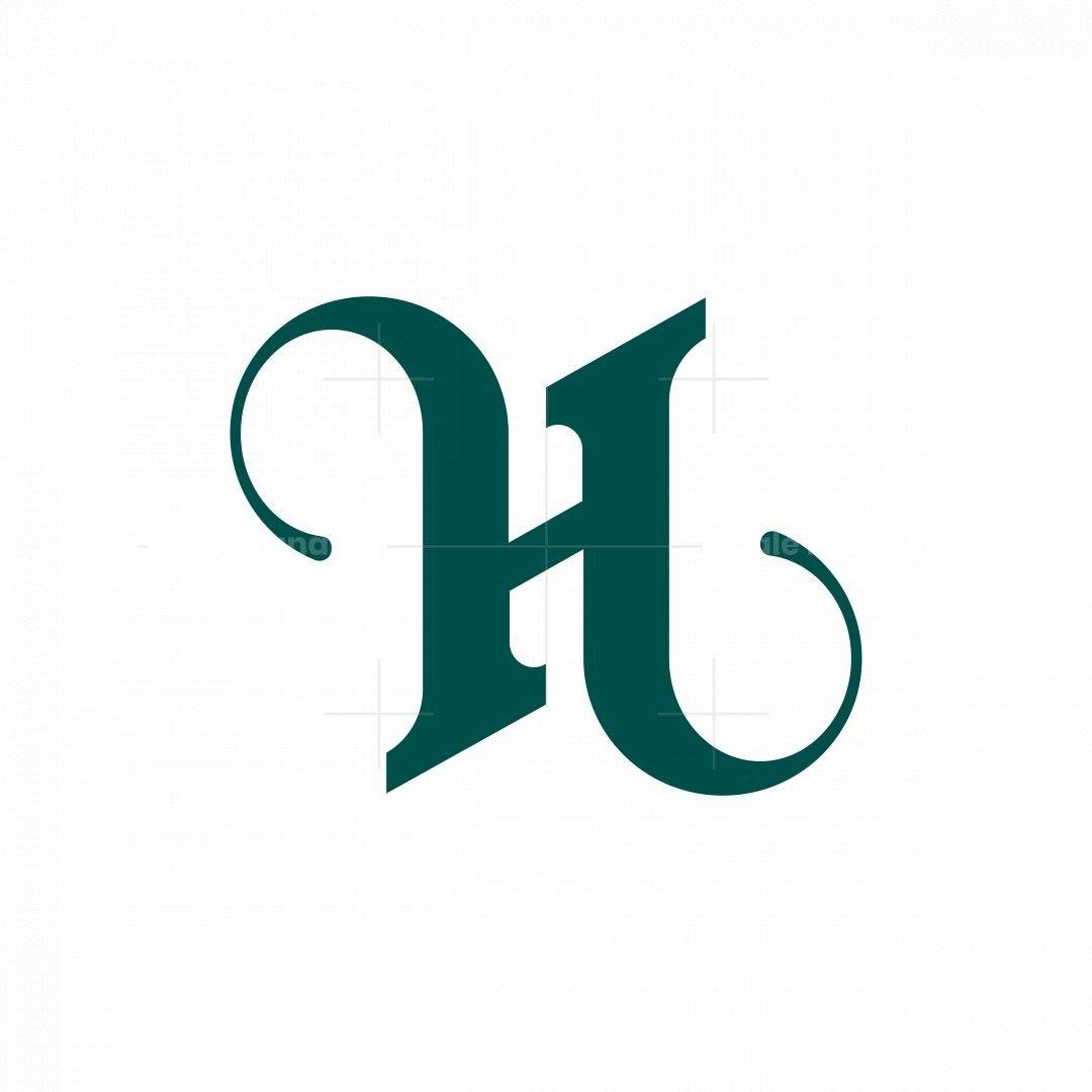Monogram Letter H Logo