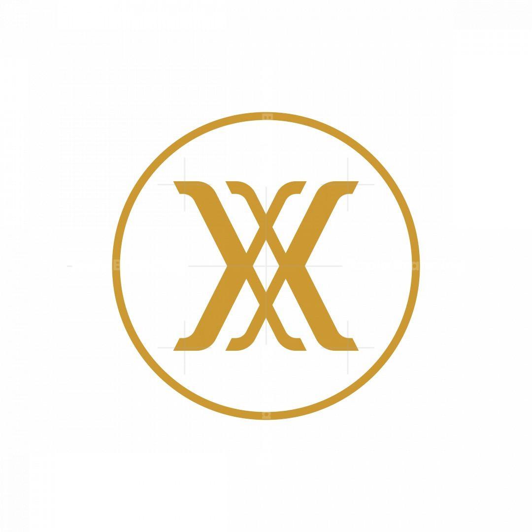 Monogram Letter X Logo