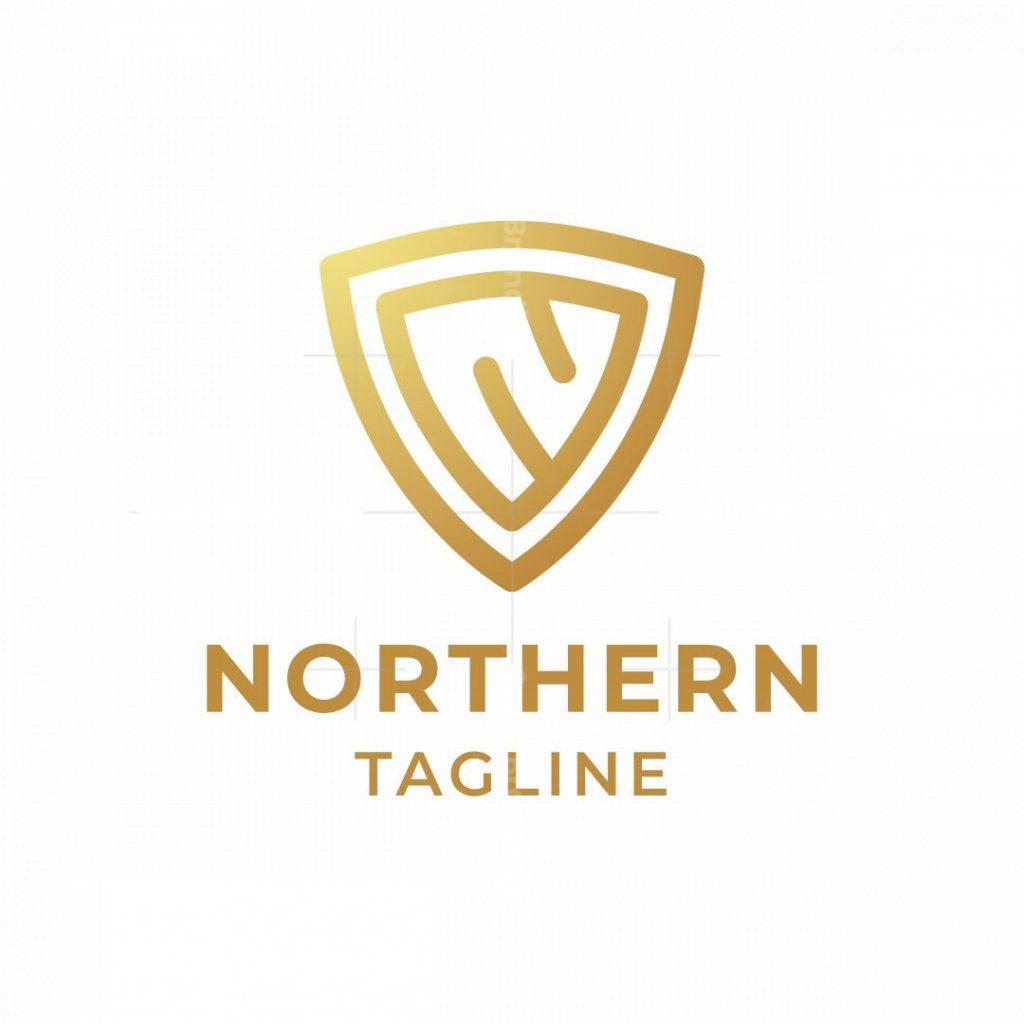 Northern N Letter Logo
