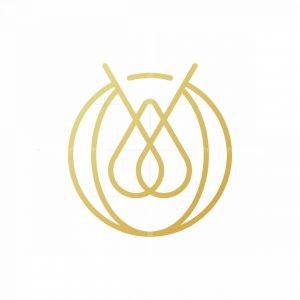 Letter O Monogram Logo