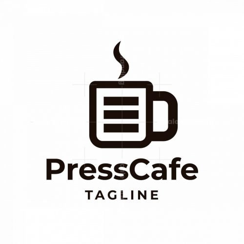 Press Cafe Logo