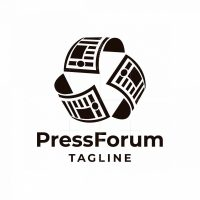 Press Forum Logo