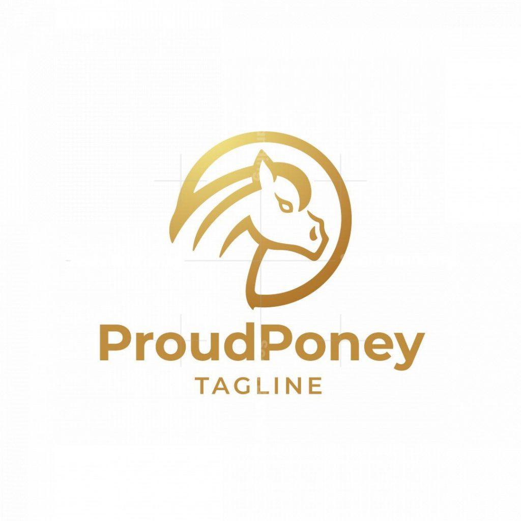 Proud Poney Logo