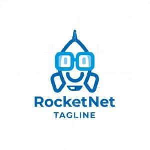Rocket Net Logo