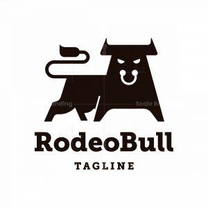Rodeo Bull Logo