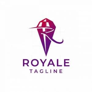 Royale R Letter Logo