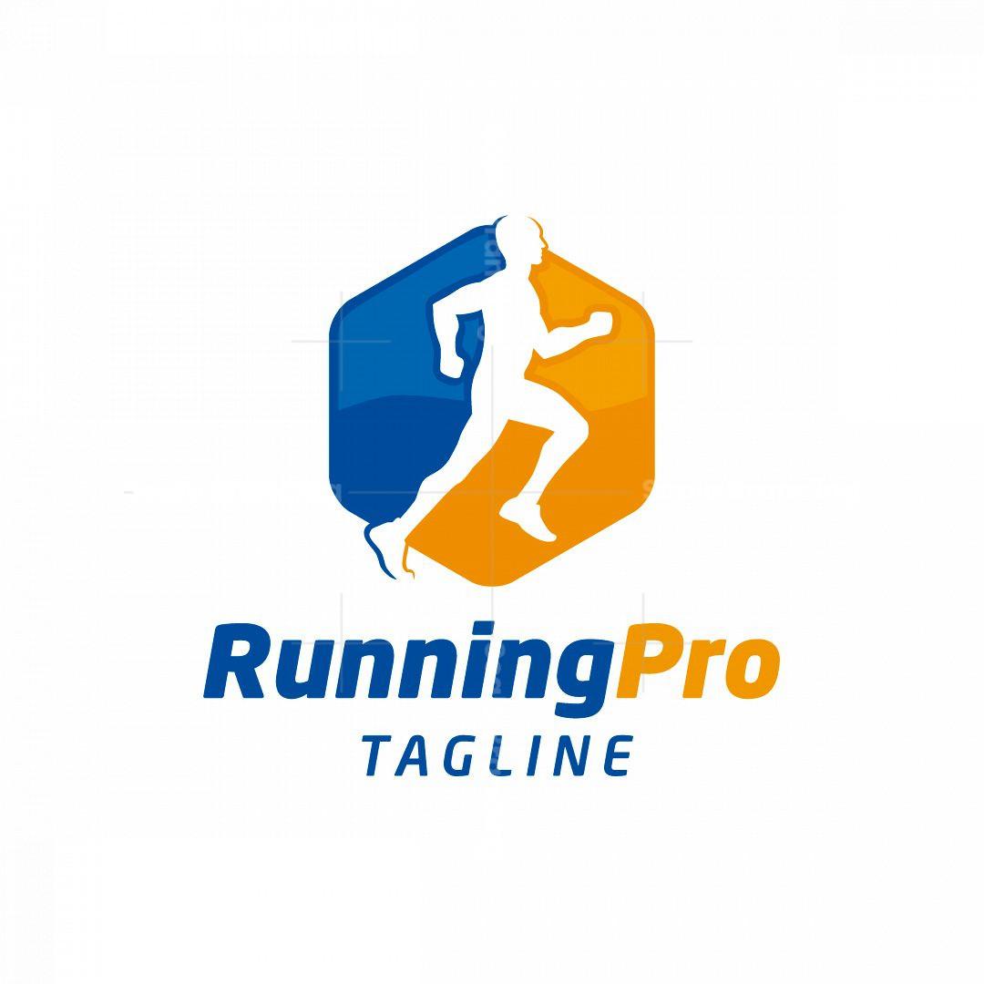 Running Pro Logo
