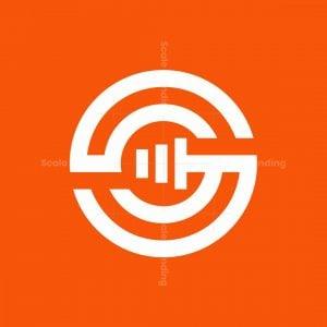 Sg Gym Monogram Logo