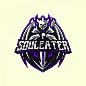 Soul Eater Mascot Logo