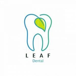 Leaf Dental Logo