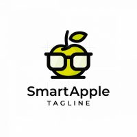 Smart Apple Logo