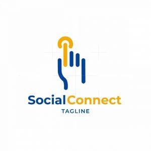 Social Connect Logo