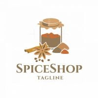 Spice Shop Logo