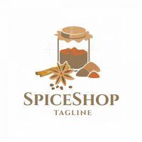 Spice Shop Logo