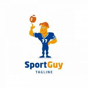 Sport Guy Logo