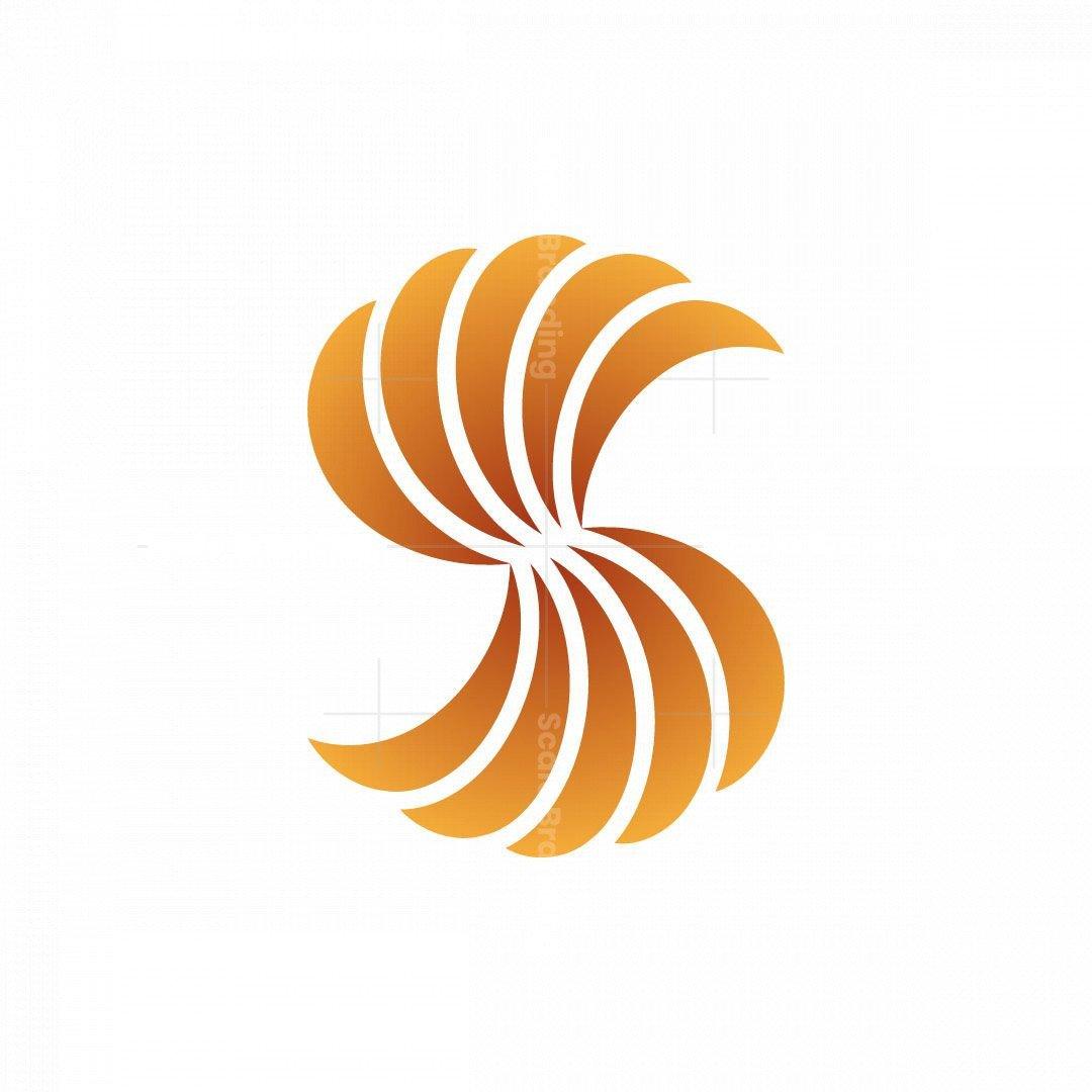 Letter S Shell Logo