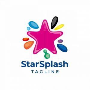 Star Splash Logo