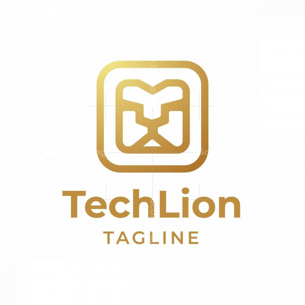 Tech Lion Logo