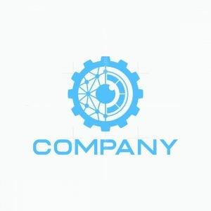 Technology Eye Logo
