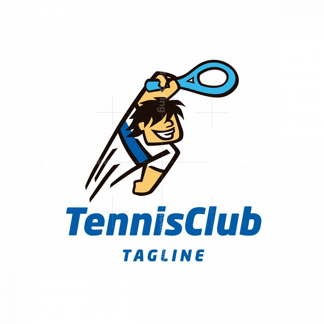 Tennis Club Logo
