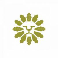 The Golden Lion King Logo
