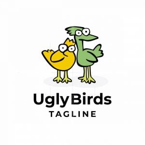 Ugly Birds Logo