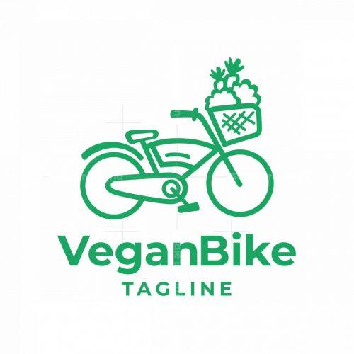 Vegan Bike Logo