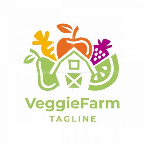 Veggie Farm Logo