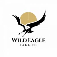 Wild Eagle Logo