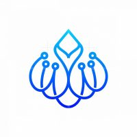 Wire Squid Logo