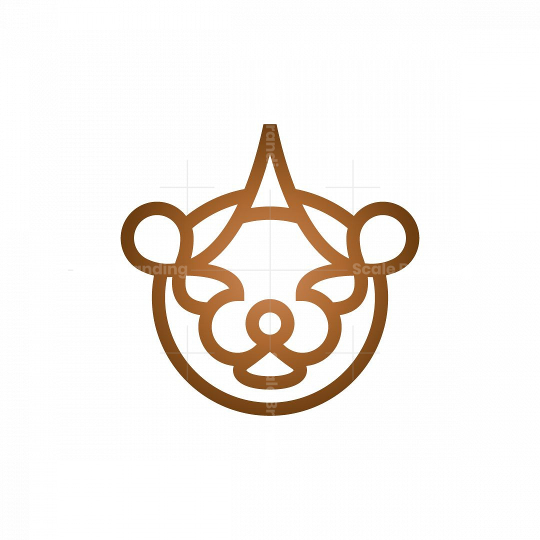 A Bear Logo