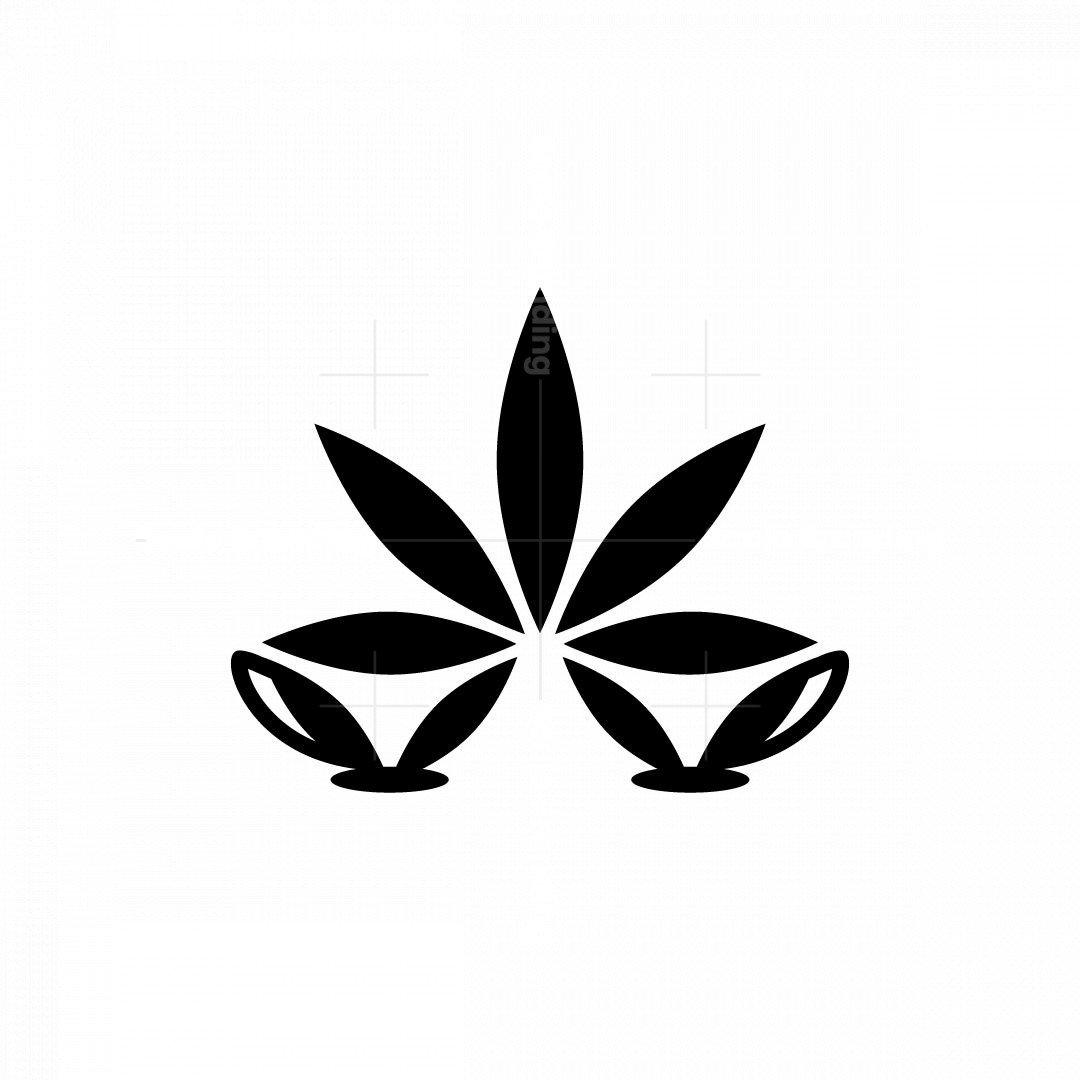 Cannabis Tea & Coffee Logo