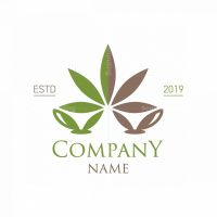 Cannabis Tea & Coffee Logo