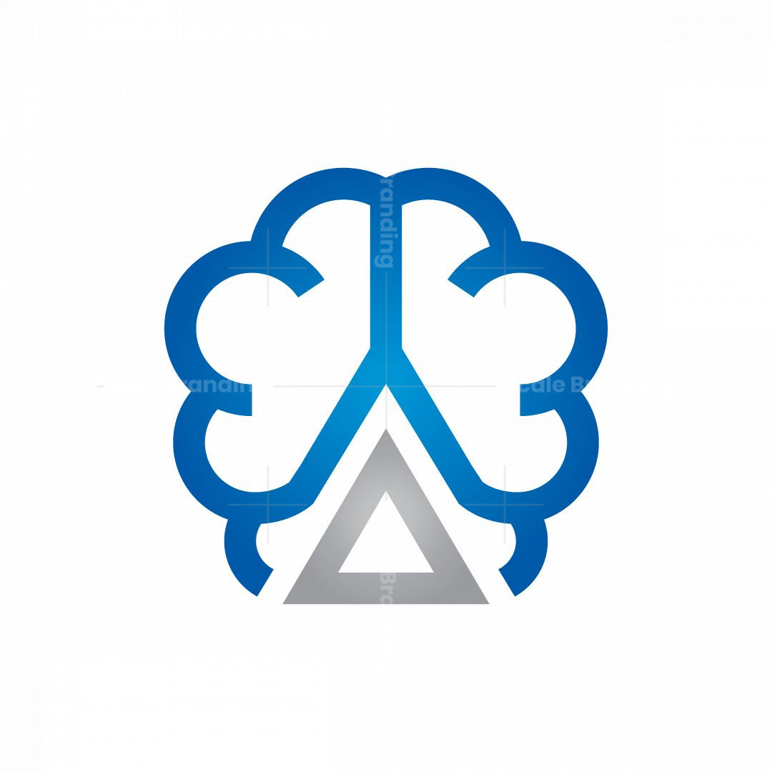 Delta Brain Mind Logo