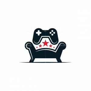 Gaming Lounge Logo