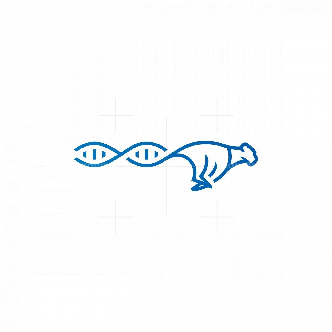 Genetics Cheetah Logo