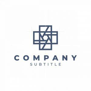 Landscape Portrait Photography Logo