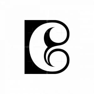 Letter Bc Logo