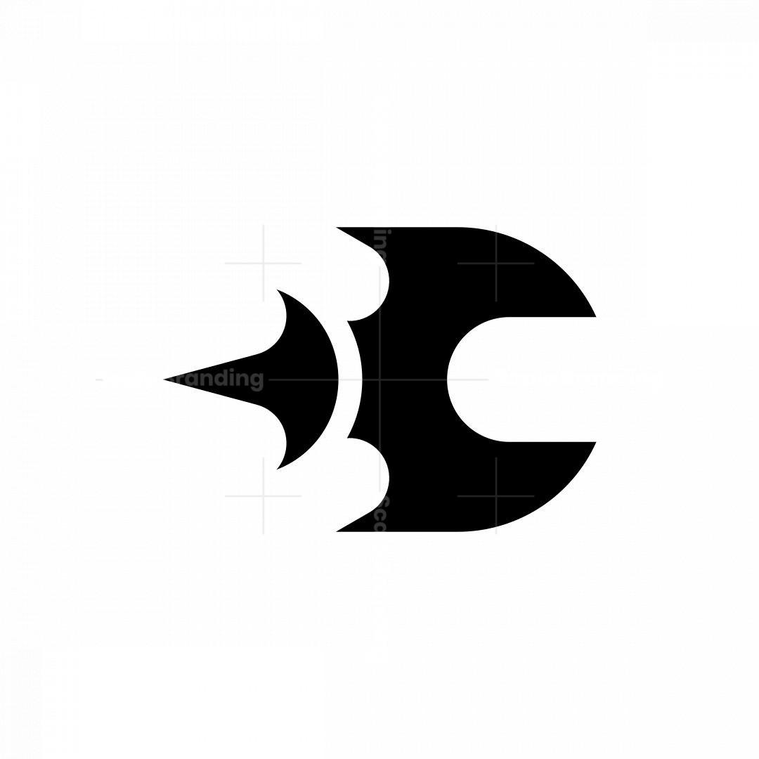 Letter C Fast Logo