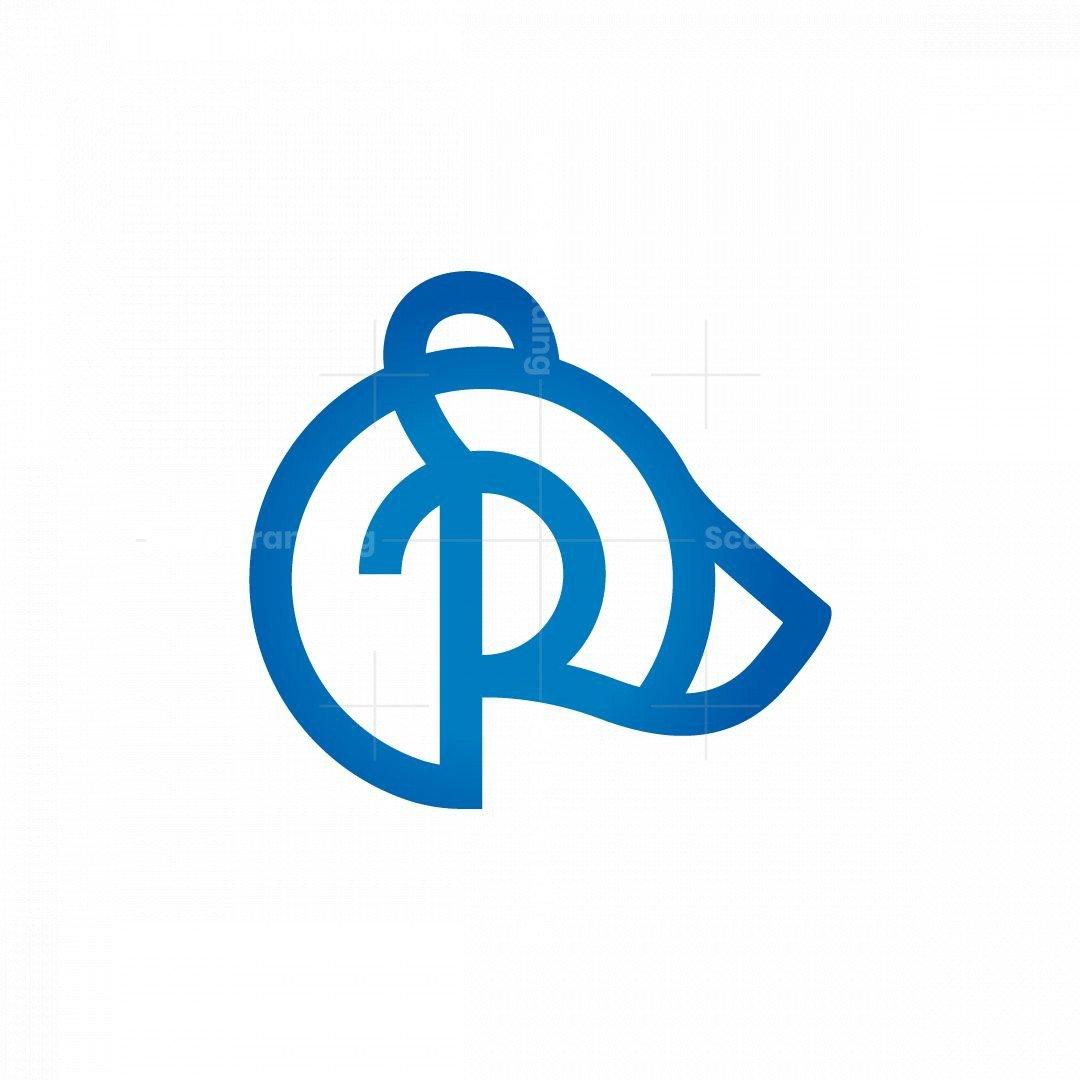 Polar Bear Head Logo