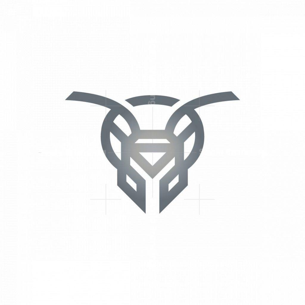 Ant Head Logo