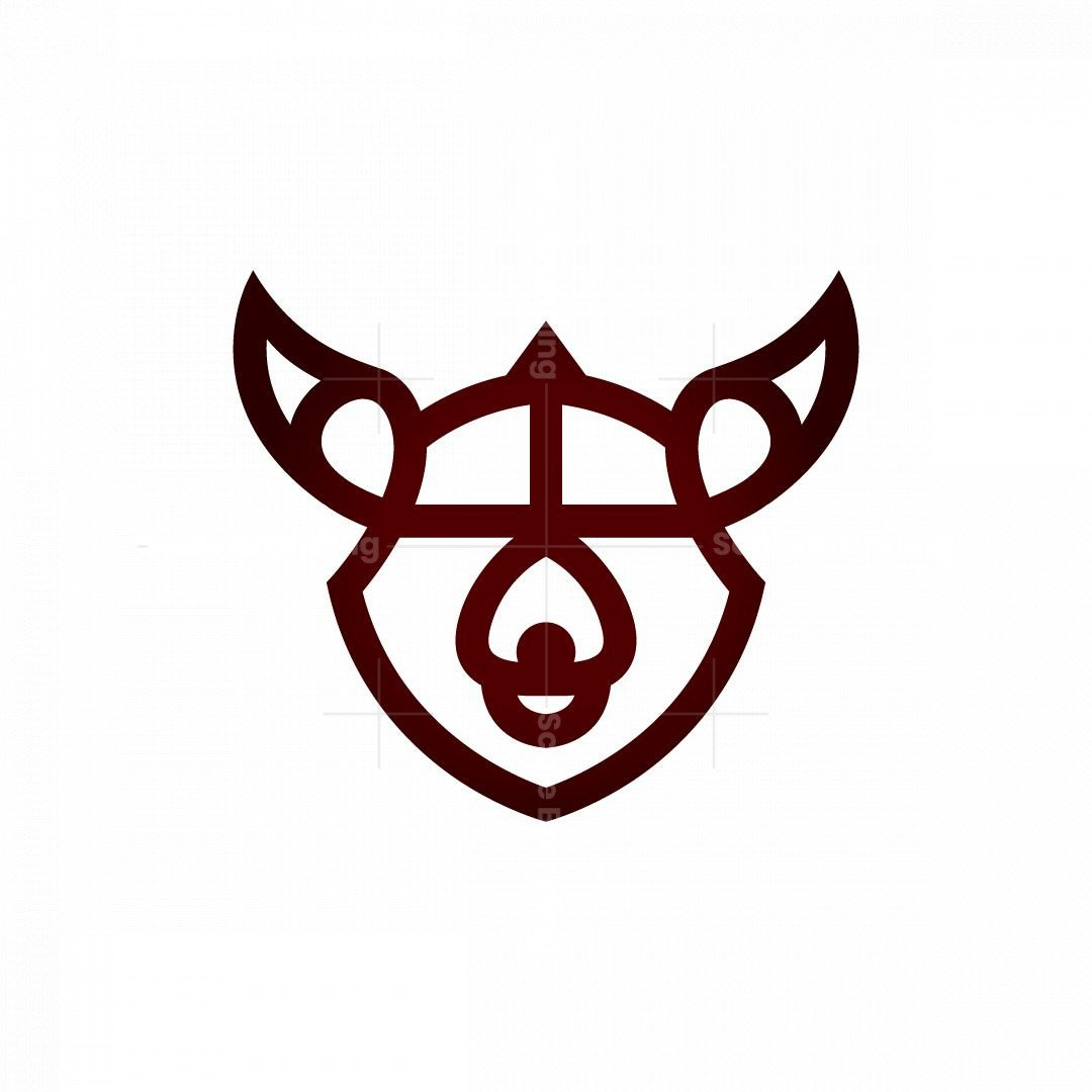Warrior Bear Logo
