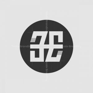 3e Or H Monogram Logo