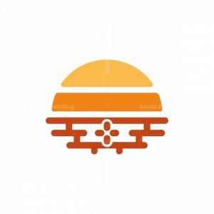 Airplane Sundown Logo